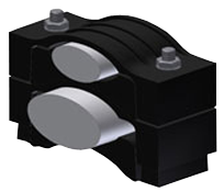 Cable Cleats for Cable Tray