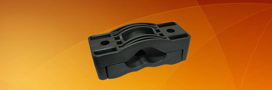 Trefoil Cable Clamp