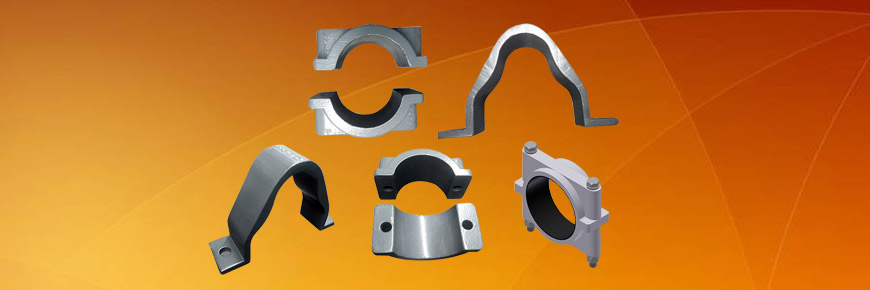 Metalic Cable Clamps/Cleats